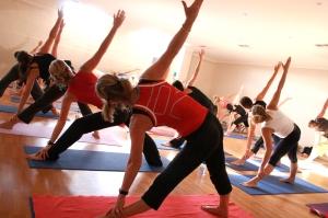 yoga pausa pranzo